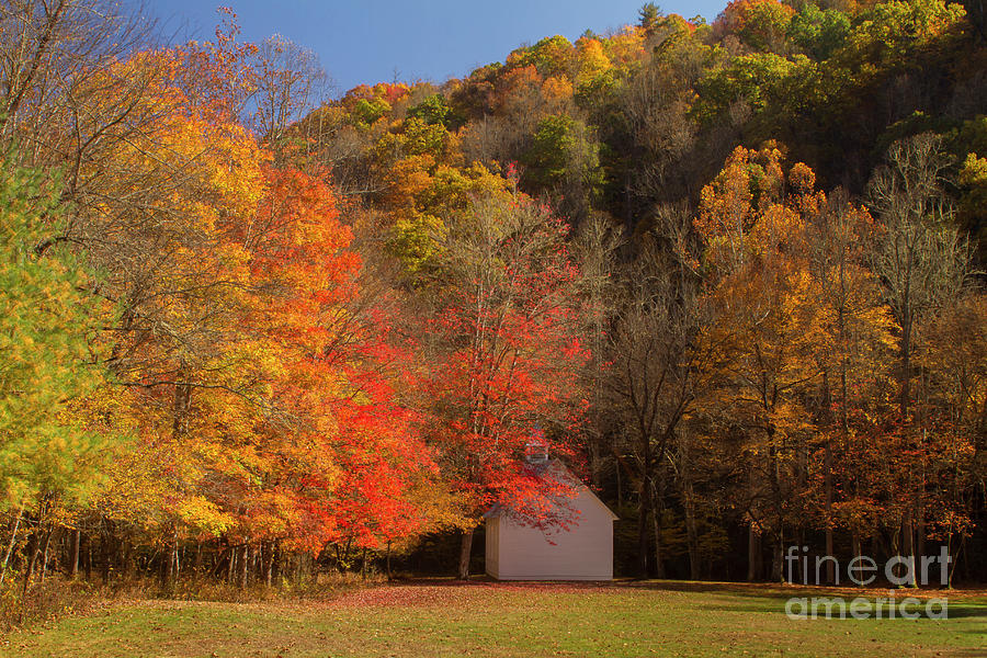 Palmer Chapel Methodist Church by Photography by Laura Lee