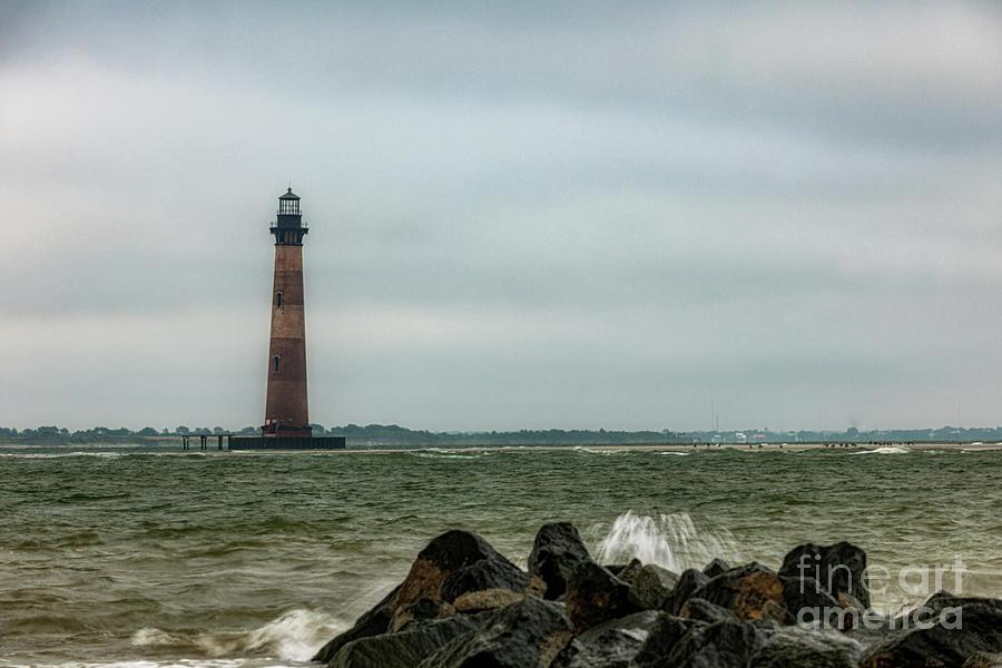 Palmetto State - Morris Island Lighthouse Photograph