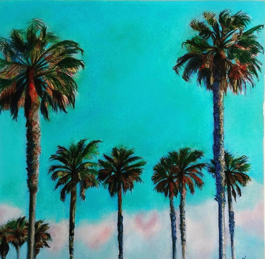 Palms by Kate Cooper
