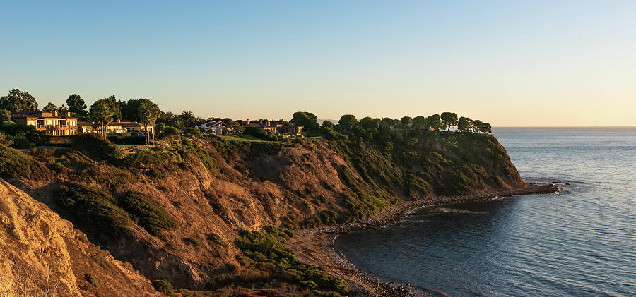 Palos Verdes Sundown by Michael Hope