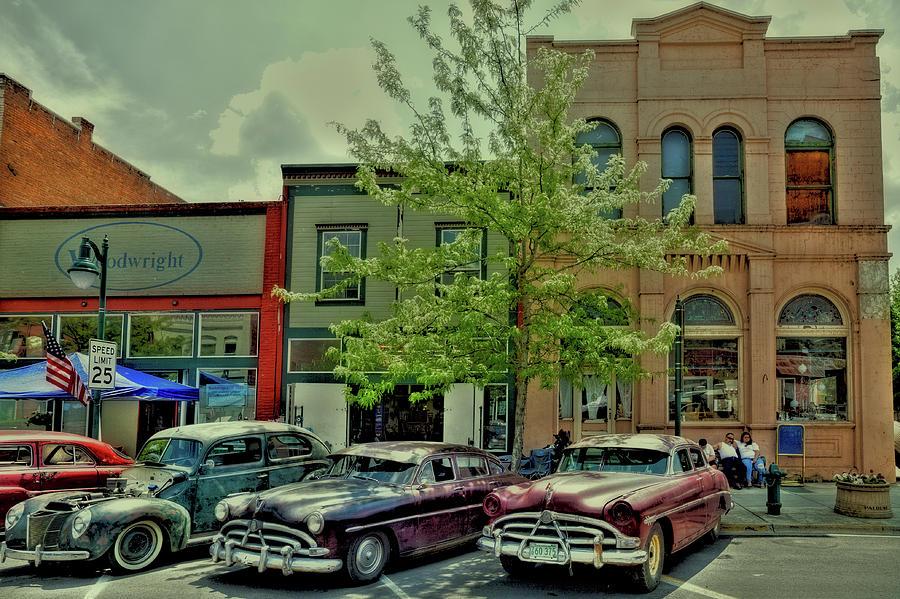 Palouse Classic Cars by David Patterson