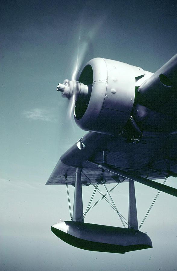 Pan Am Bermuda Clipper Photograph by Michael Ochs Archives