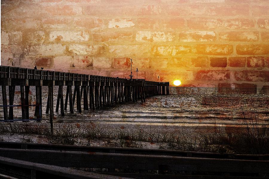 Walking Toward The Son by Bob Mullins