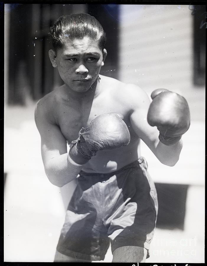 Pancho Villa In Fighting Pose Photograph by Bettmann