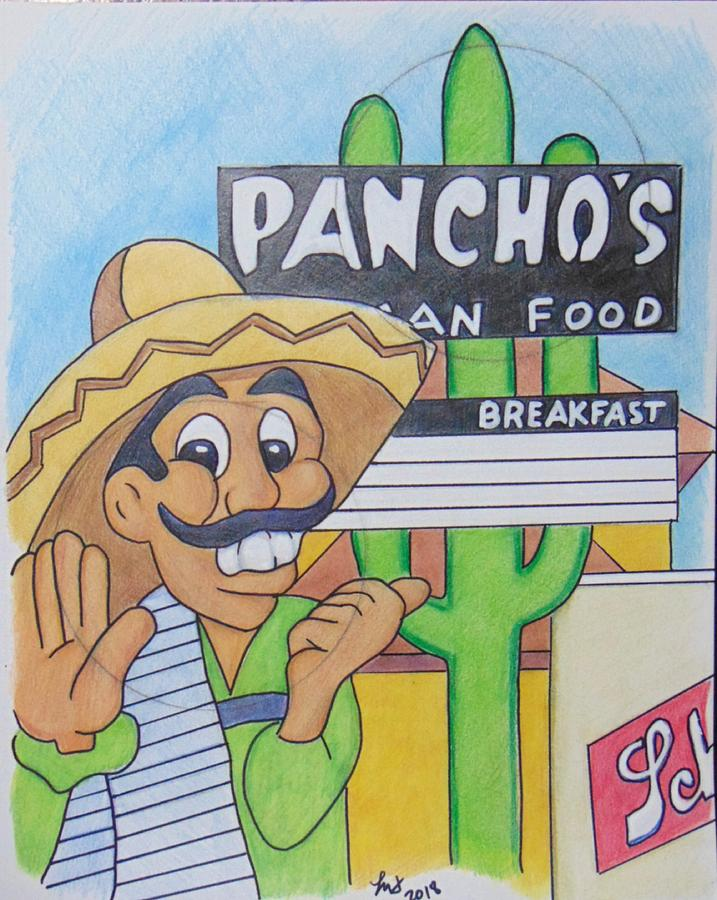 Pancho's by Loretta Nash