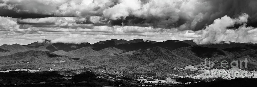 Black And White Photograph - Panorama Melodrama by Jorgo Photography - Wall Art Gallery