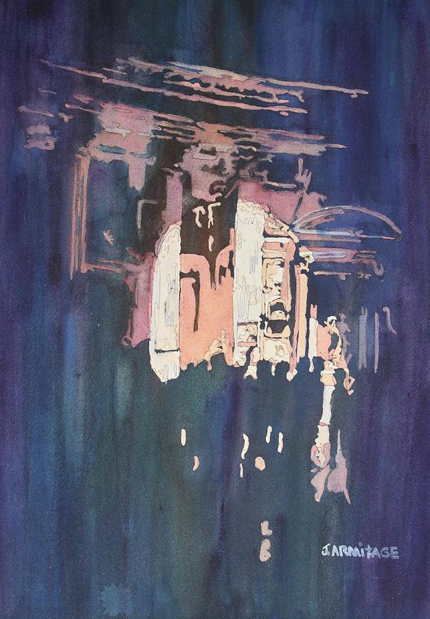 Pantheon Spotlight by Jenny Armitage