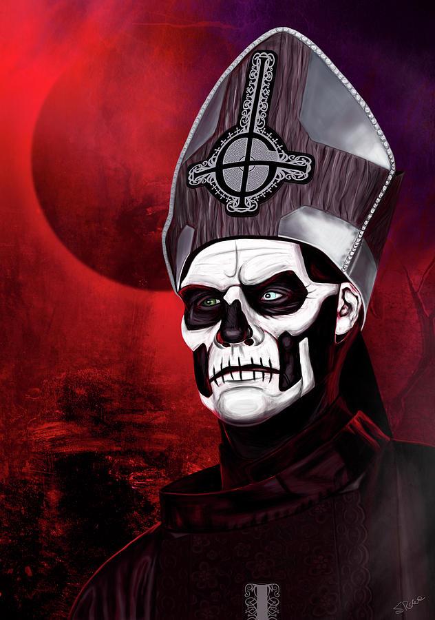 Papa II by Shawna Rowe