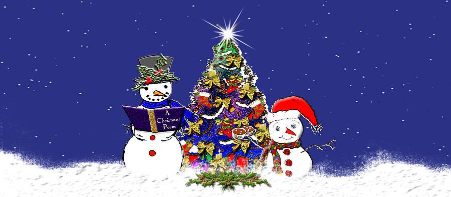 PaPa Sparkles Christmas Reading by Belinda Landtroop