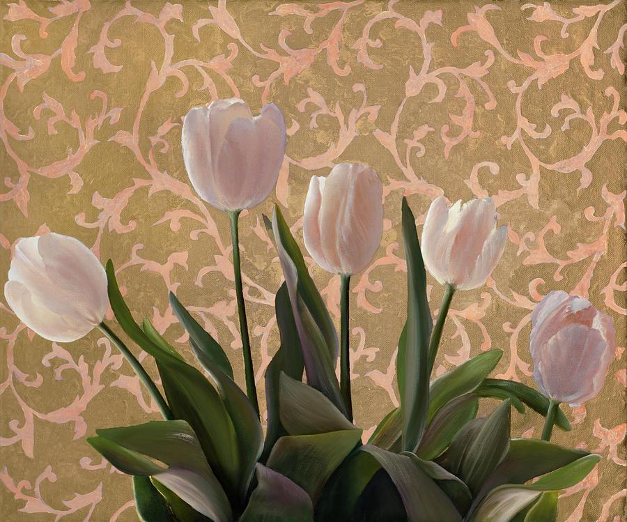 Tulipani Damascati Painting