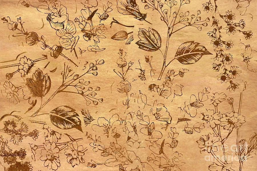 Pattern Photograph - Paper Petal Patterns by Jorgo Photography - Wall Art Gallery