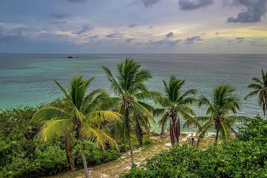 Landscape Photograph - Paradise in Bahia Honda by Jason Sponseller