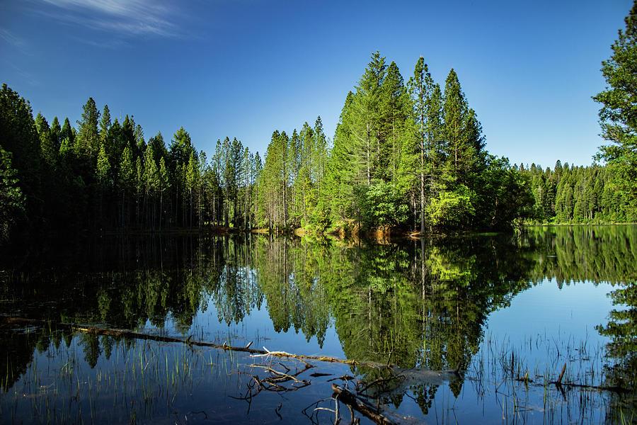 Lake Photograph - Paradise Lake #1 by John Heywood