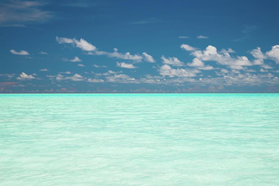 Paradise Sea Photograph by Mlenny