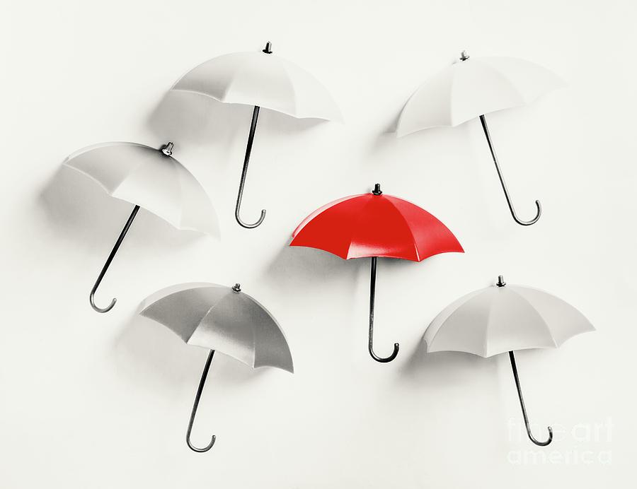 Umbrella Photograph - Parasol Pop by Jorgo Photography - Wall Art Gallery