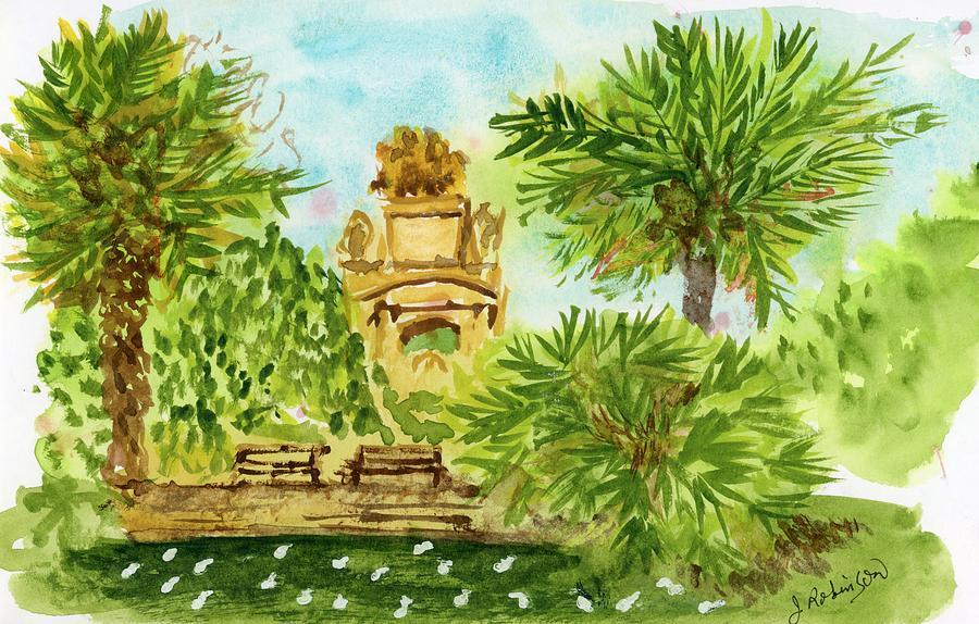 Parc de la Ciutadella by Judy Robinson