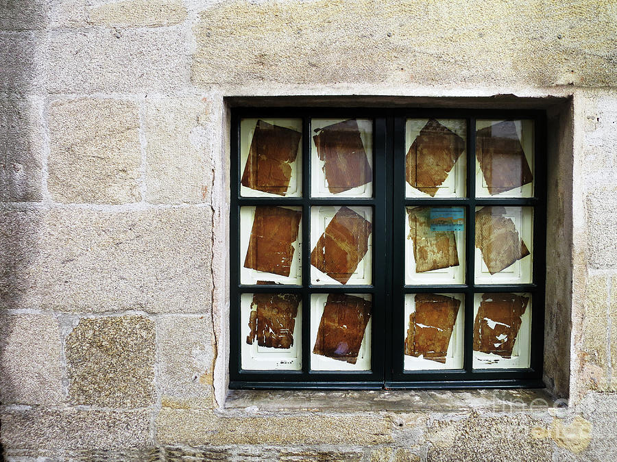 Parchment Panes by Rick Locke