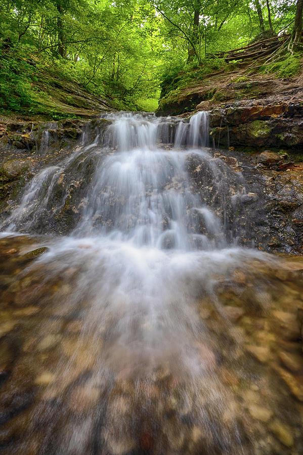 Parfreys Glen by Brad Bellisle