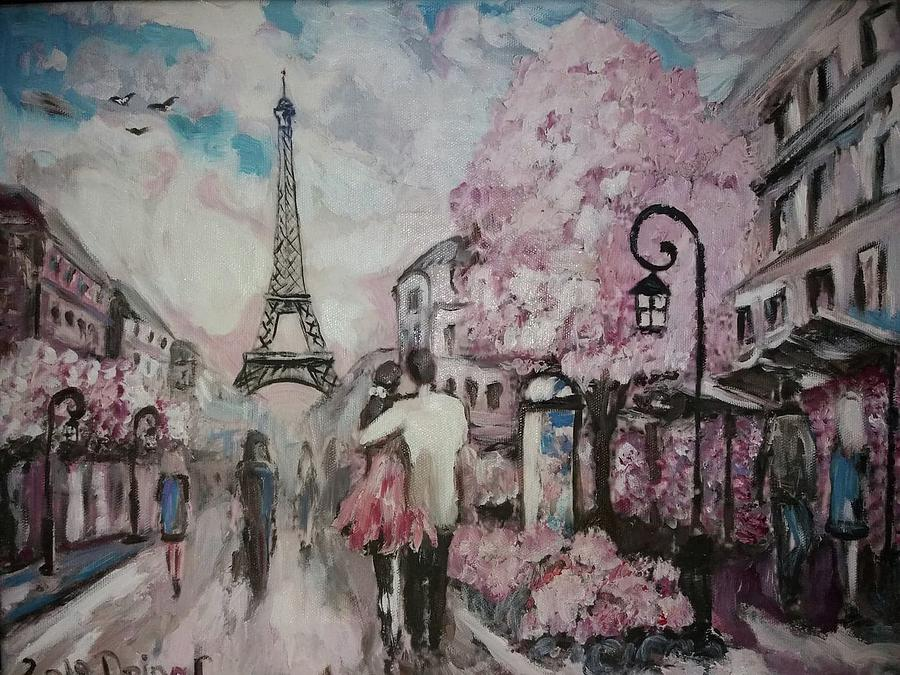 Paris by Doina Cotfas