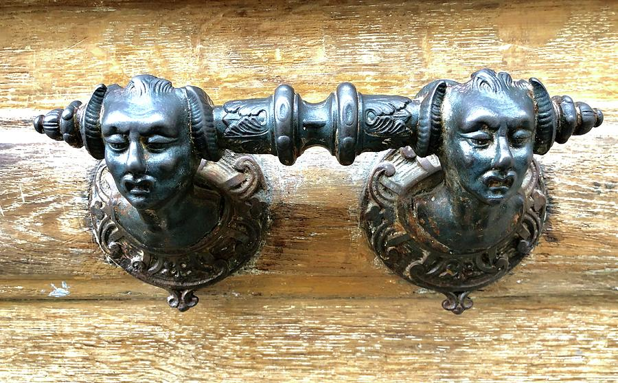 Paris Door Handle by Charles Kraus