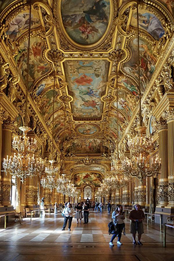 Paris Opera by Jim Mathis