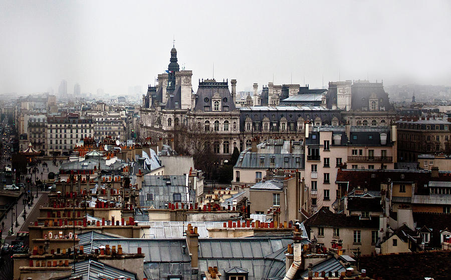 Paris Photograph by Photography By Christina Nelson