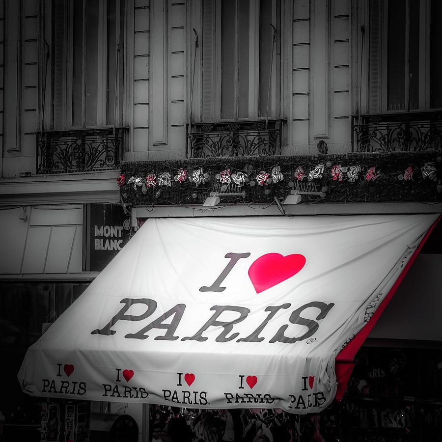 Paris  by S J Bryant