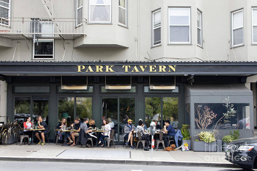 Park Tavern Restaurant In North Beach Little Italy San Francisco R145