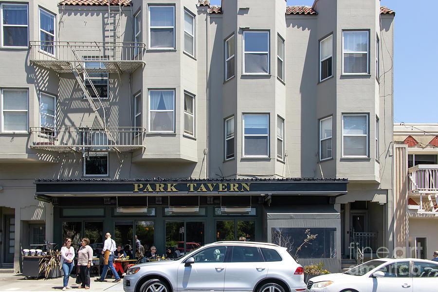 Park Tavern Restaurant In North Beach Little Italy San Francisco R665