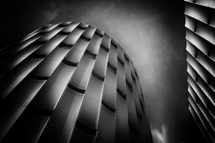 Parking Photograph - Parking The Cope by Theo Luycx
