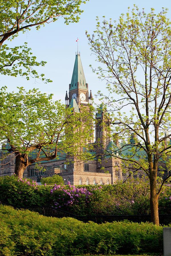 Parliament Buildings Photograph by David Chapman / Design Pics
