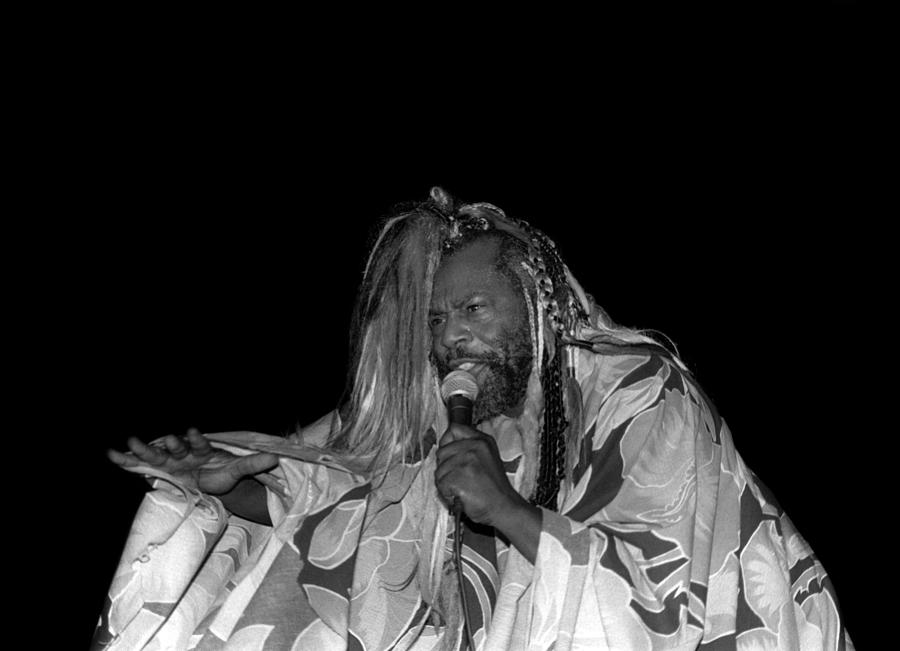 Parliament-funkadelic Live In Chicago Photograph by Raymond Boyd