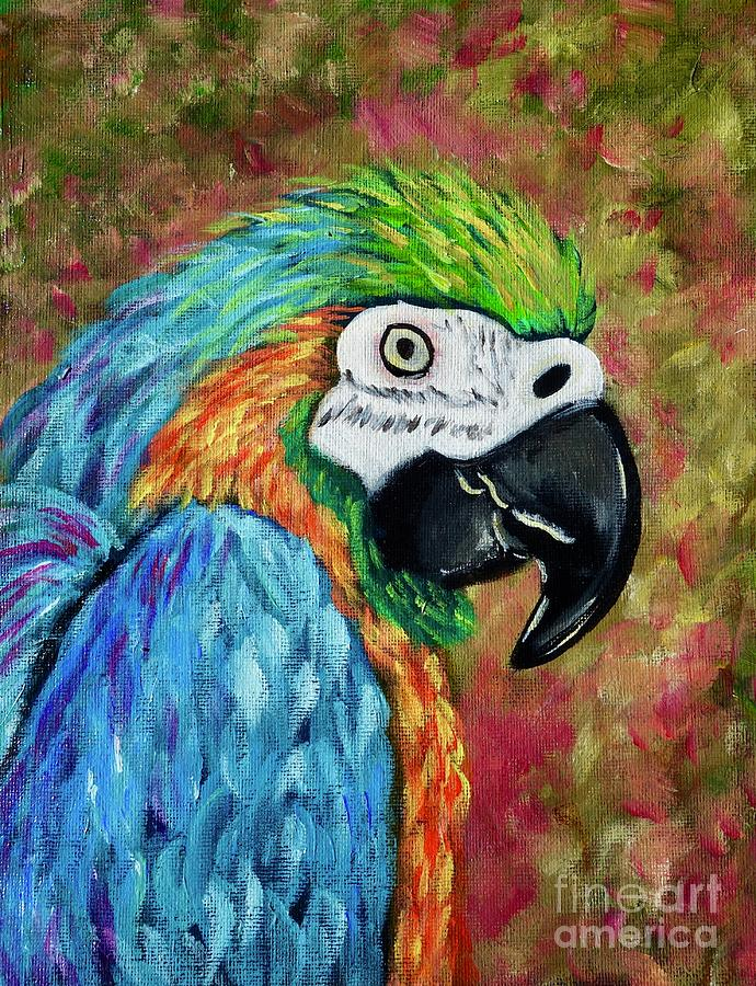 Parrot by Jacqueline Athmann