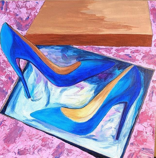 Party Heels by Gail Friedman