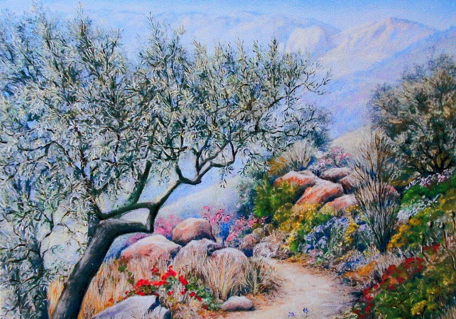 Paseo de Flores by Rosemary Colyer