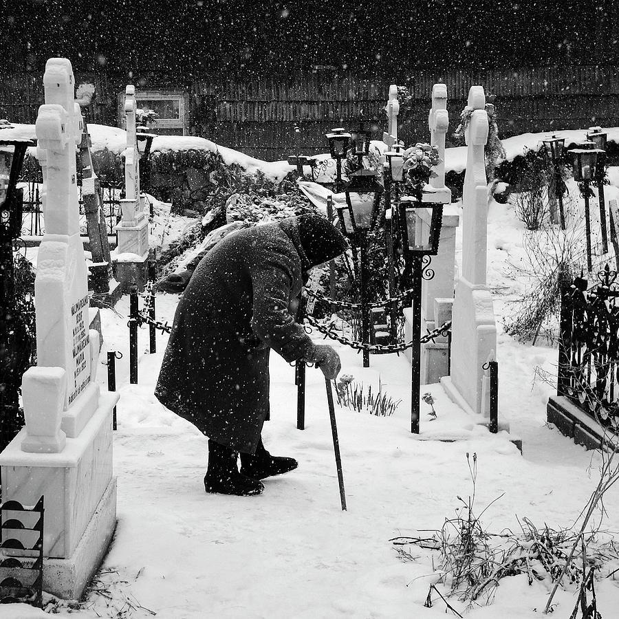 Romania Photograph - Pasi Tacuti (silent Steps) by Vlad Dumitrescu