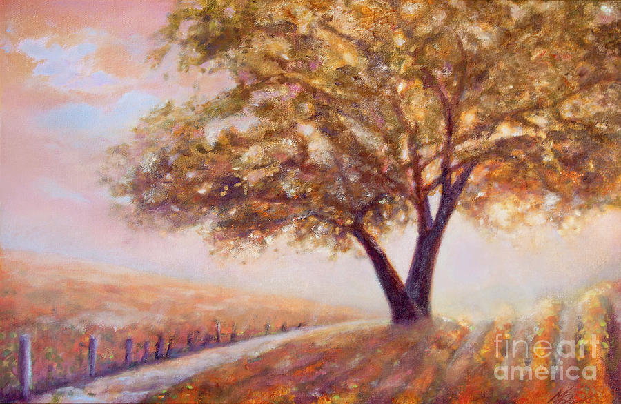 PASO ROBLES OAK TREE by Michael Rock