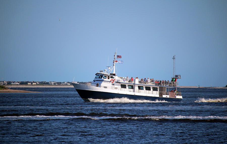 Passenger Ferry by Cynthia Guinn