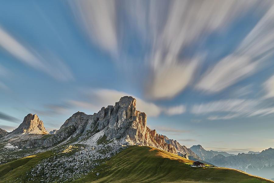 Passo Giau Mountains by Jon Glaser