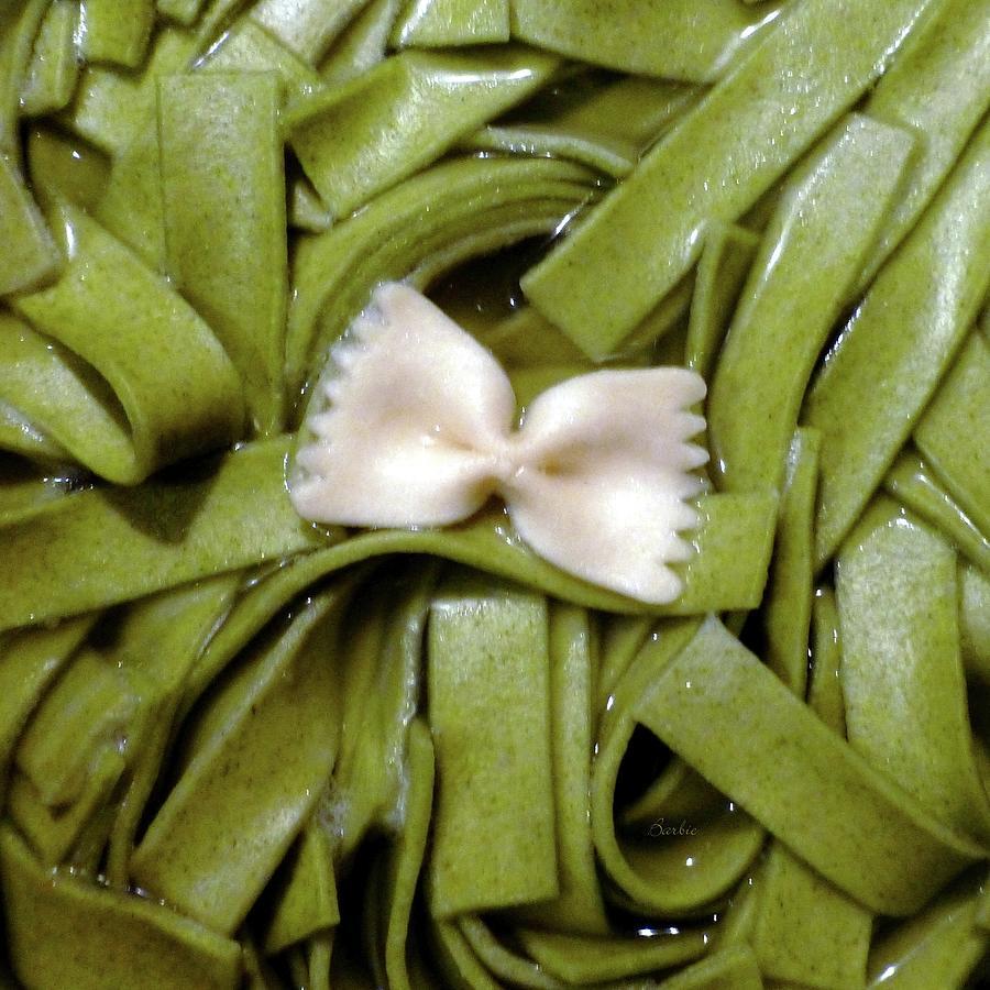 Pasta Invasion by Barbie Corbett-Newmin