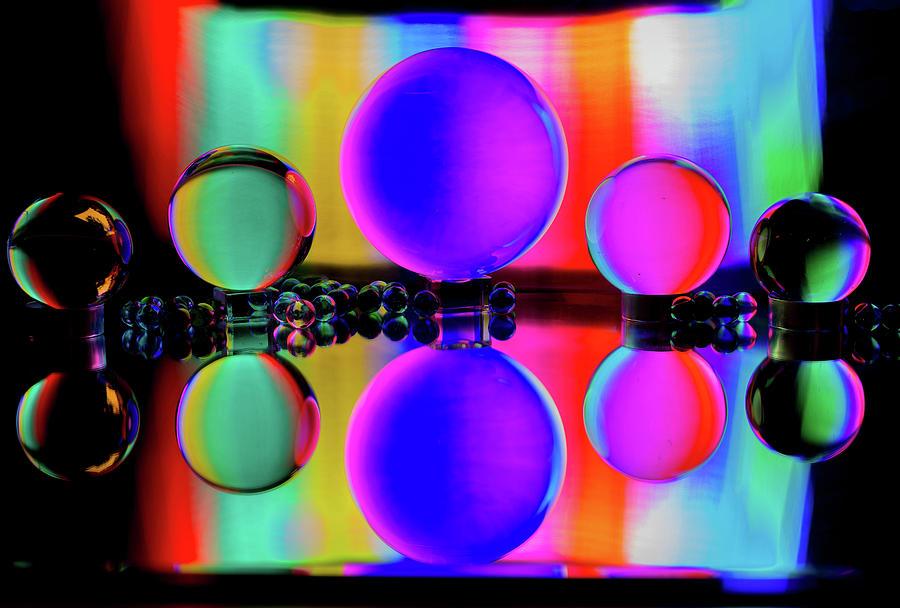 Pastel Balls by Linda Howes