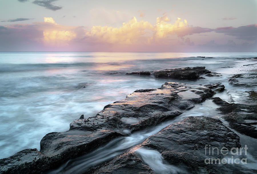 Pastel Morning by Hugh Walker