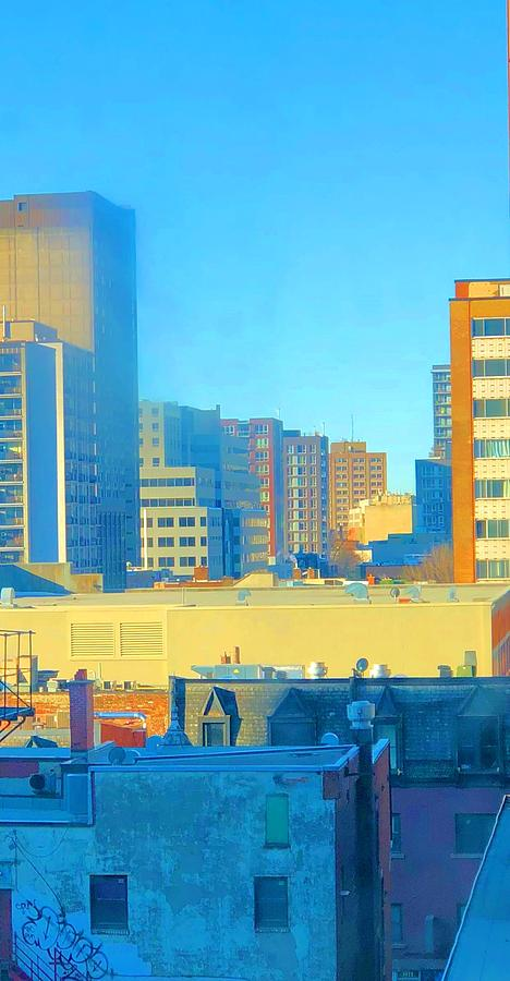 Pastel Perspectives by Mario MJ Perron