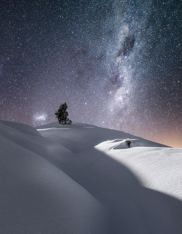 Patagonia Night Photograph
