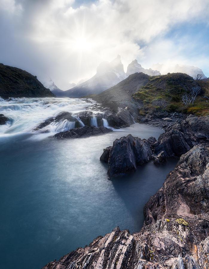 Patagonia Torres Del Paine Photograph