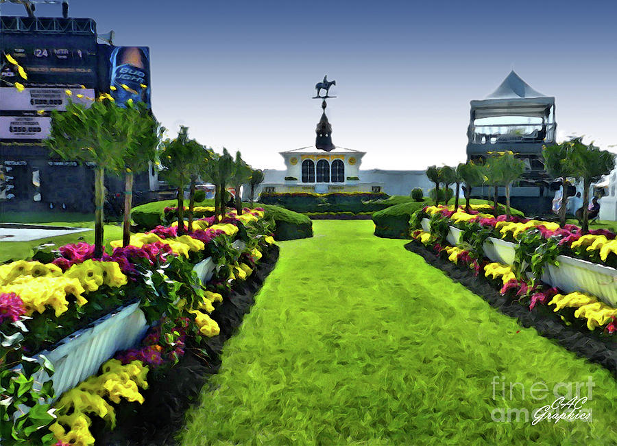 Path To The Winners Circle by CAC Graphics
