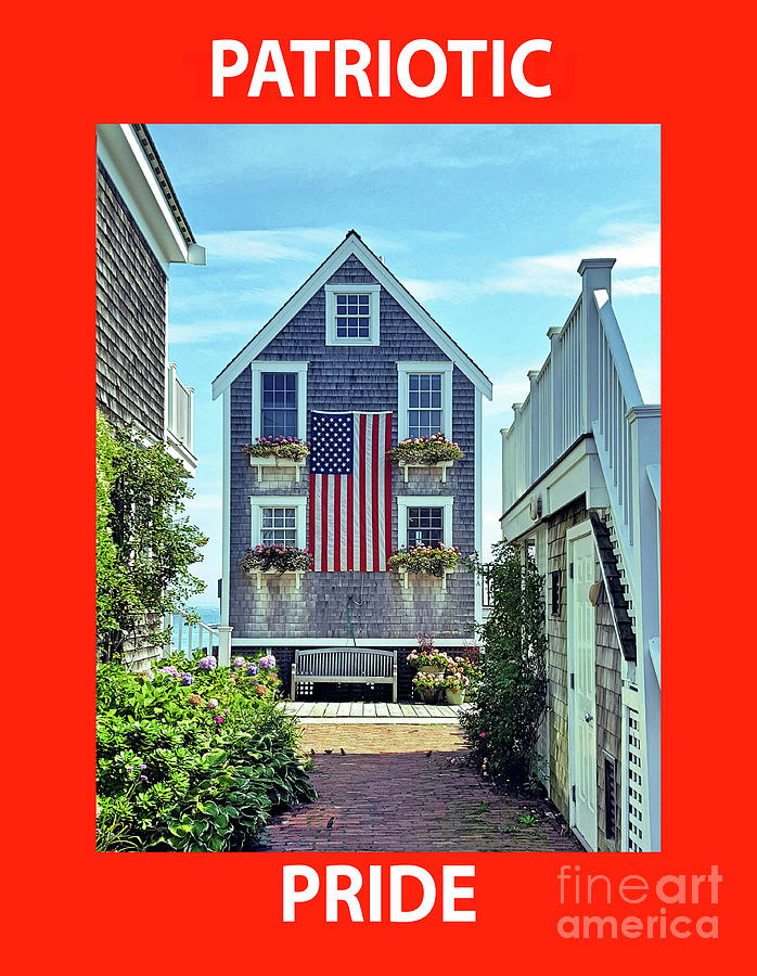 Patriot Pride Poster 300 Photograph