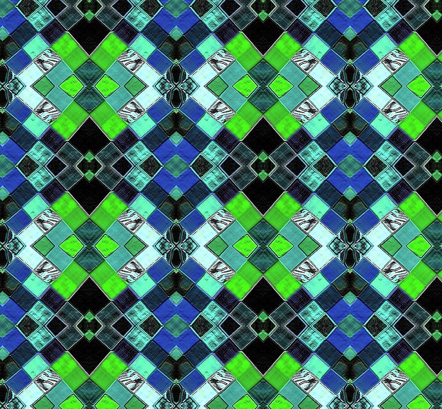 Pattern 131313 Digital Art