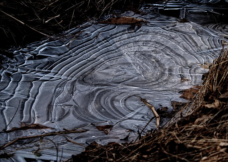 Patterns in Ice by Paul Ross