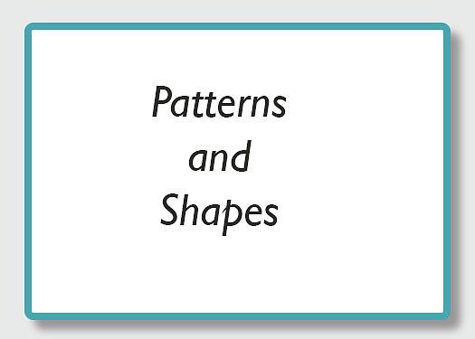 patterns by Kathy Adams Clark